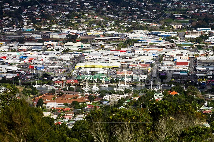 Whangarei City from Mt Parihaka, Whangarei Photo #41792