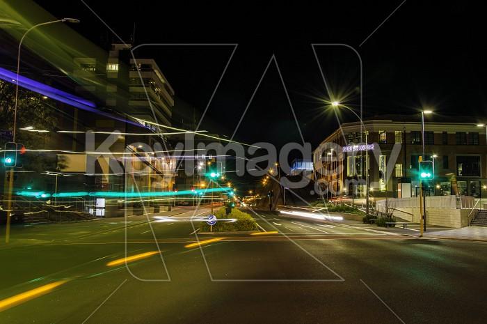 WINTEC House at Night Photo #54715