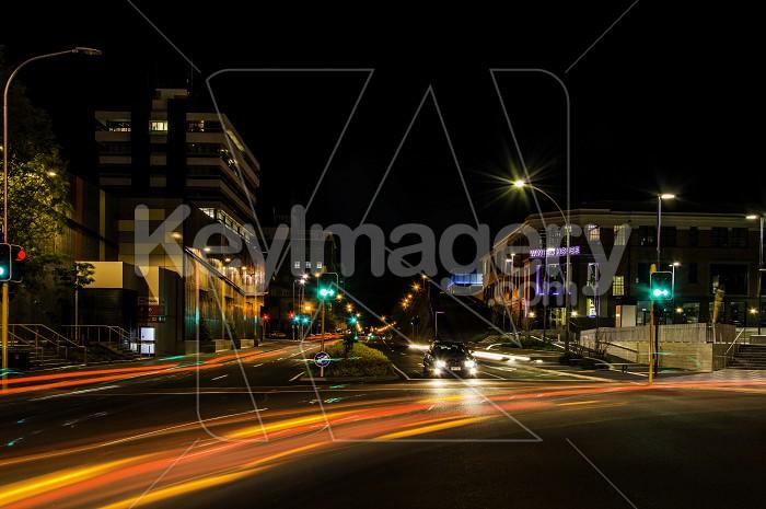 WINTEC House at Night Photo #54723