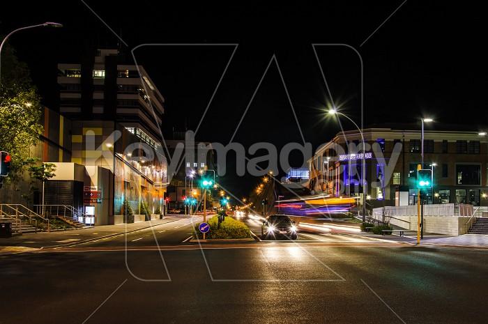 WINTEC House at Night Photo #54724