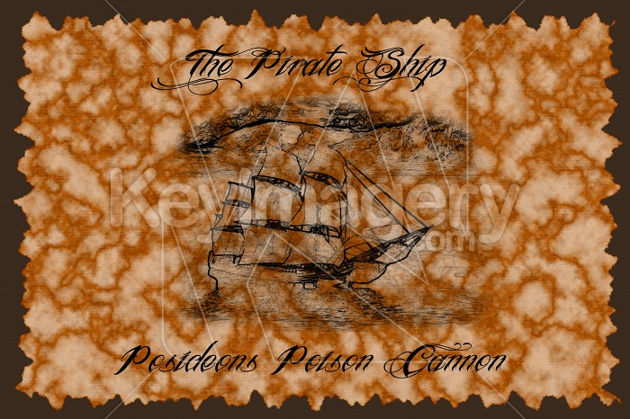 The Pirate Ship Posideons Poison Cannon Photo #54701