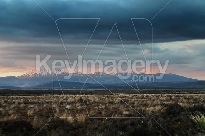 Stormy sunset Photo #55059