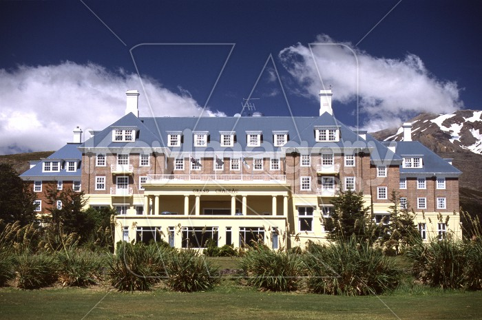 The Chateau Tongariro Hotel Photo #56156
