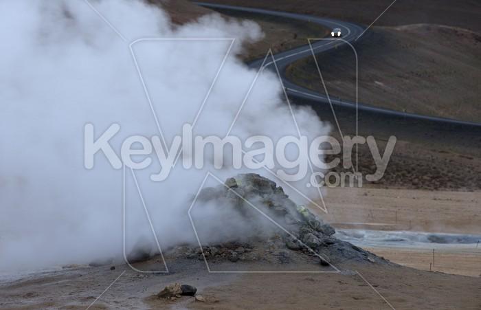 Geothermal Fields of Krafla Iceland Photo #57119
