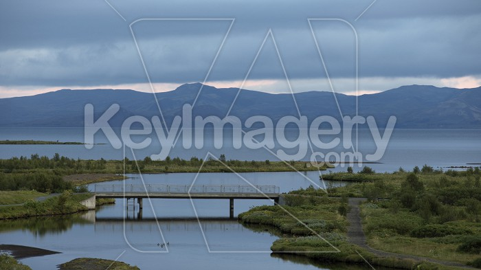 Typical icelandic landscape Photo #57140