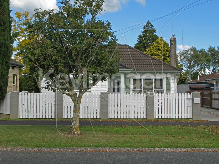 A New Zealand suburban house Photo #567