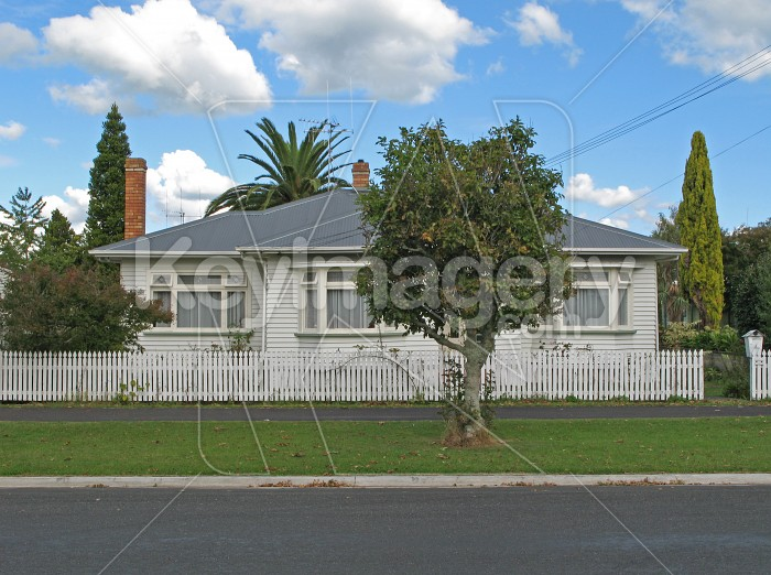 A New Zealand suburban house Photo #569