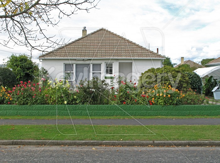 A New Zealand suburban house Photo #574