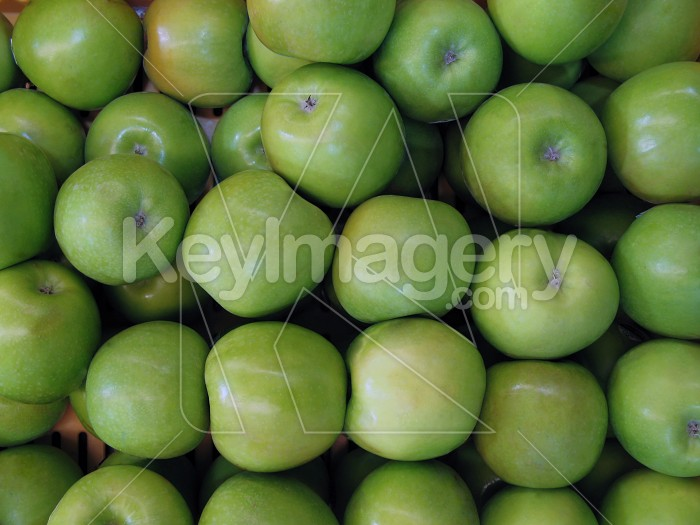 A stack of apples  Photo #1757