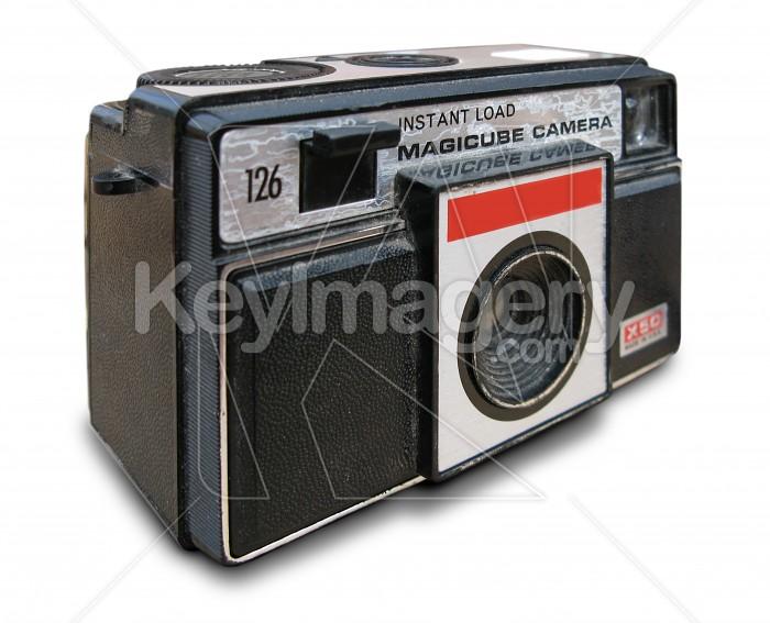 Antique Film Camera Photo #1548