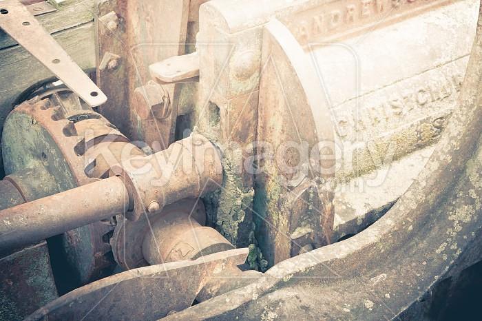 Antique Machinery Photo #42923