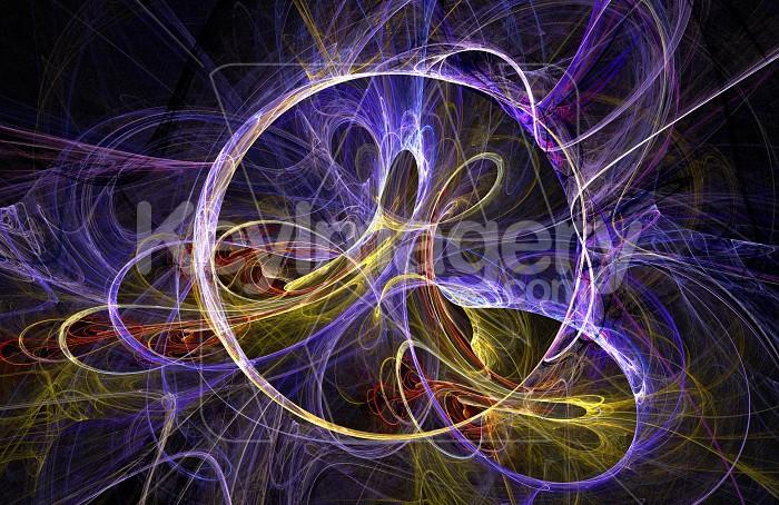 Apophysis abstract background Photo #12947