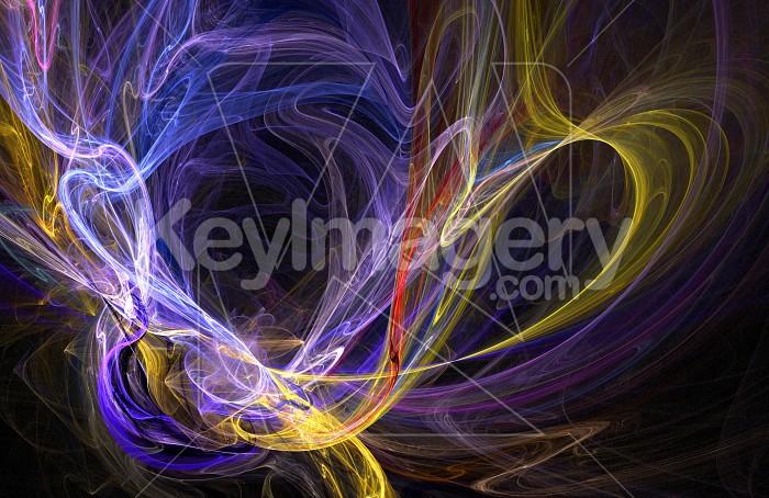 Apophysis abstract background Photo #12948