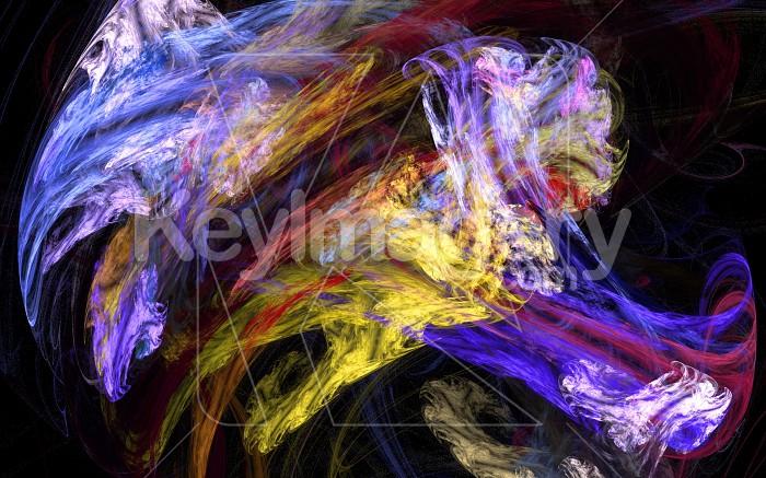 Apophysis abstract background Photo #12955