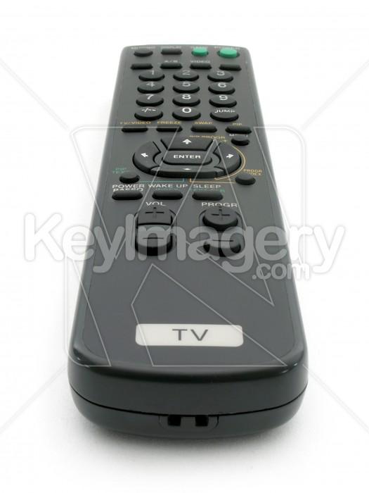 Black TV remote control Photo #2366