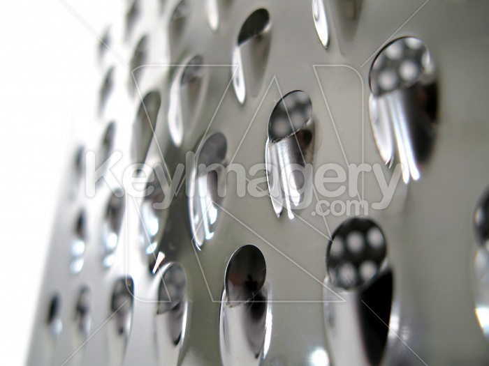 Cheese grater in perspective Photo #2381