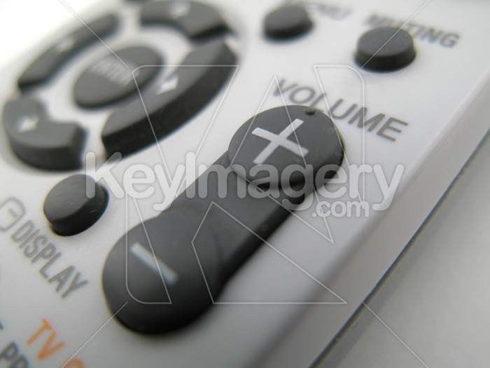 Close up of remote control Photo #2380