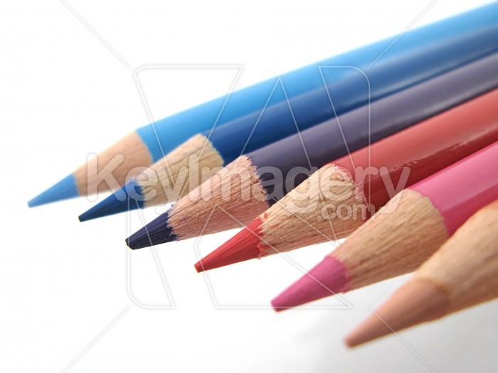 Coloured Pencils Photo #1237