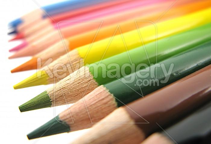 Coloured Pencils Photo #1238