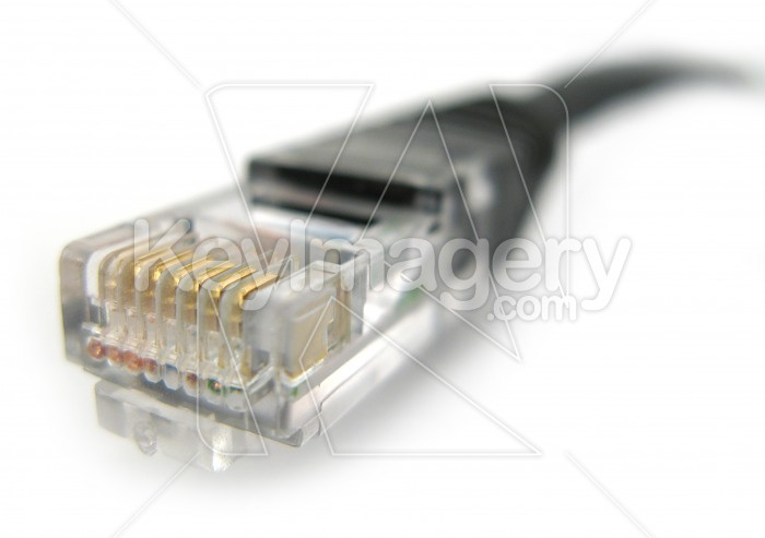 Ethernet Network Cable Photo #1732
