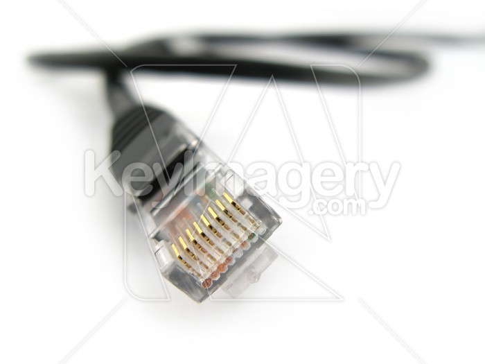 Ethernet Network Cable Photo #1736
