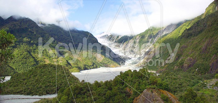 Frans Josef Glacier, New Zealand Photo #405