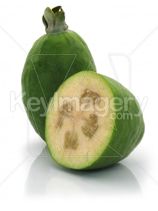 Fresh Feijoa Fruit Photo #1176