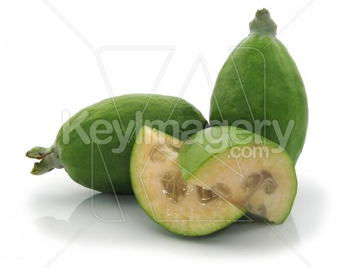 Fresh Feijoa Fruit Photo #1177