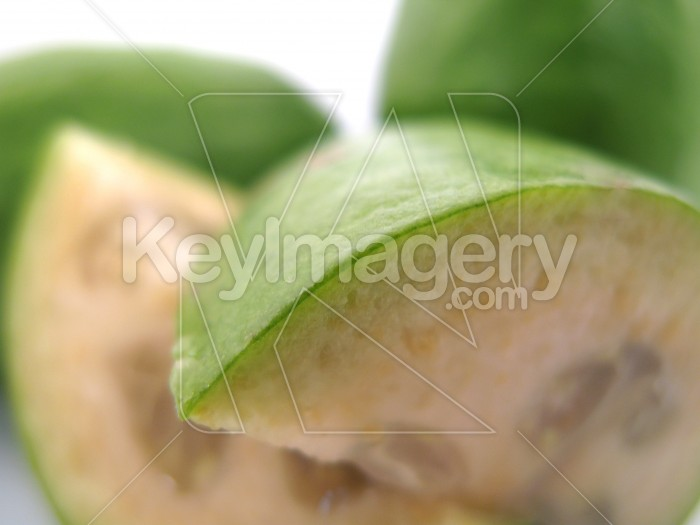 Fresh Feijoa Fruit Photo #1180
