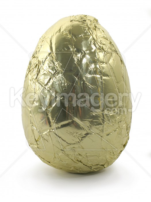 Golden Easter Egg Photo #561