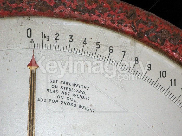Heavy duty weigh scales Photo #4875