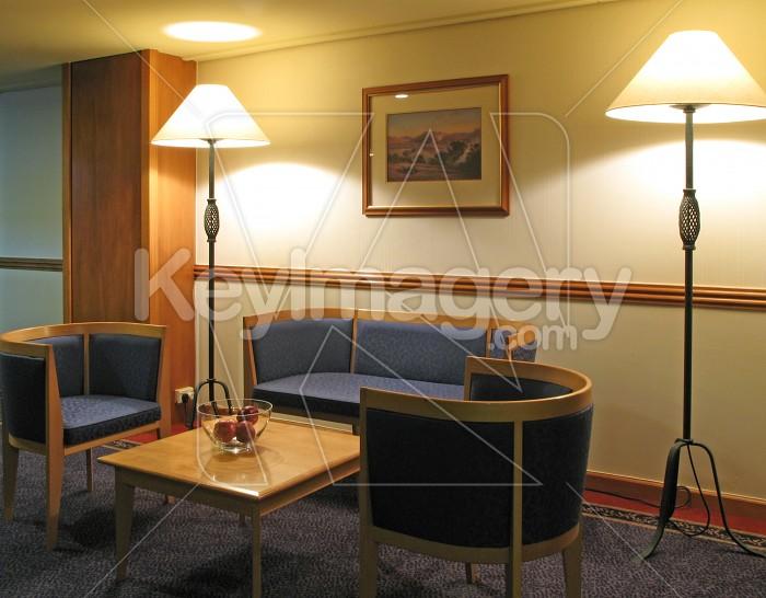Hotel Foyer Seating Area Photo #1476