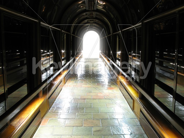 Light at the end of the tunnel Photo #1473