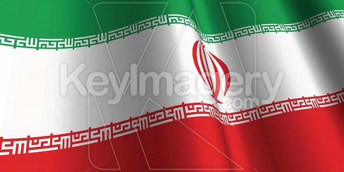 National Flag of Iran Photo #12804