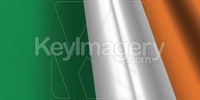 National Flag of Ireland Photo #12774