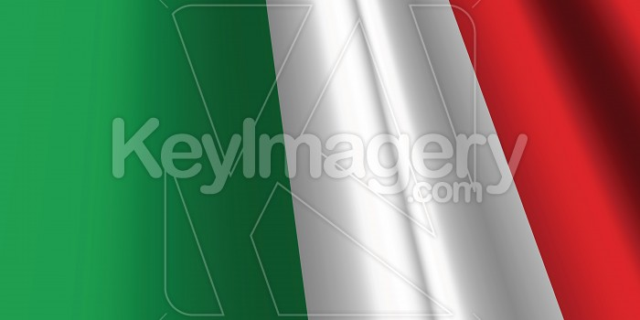 National Flag of Italy Photo #12853