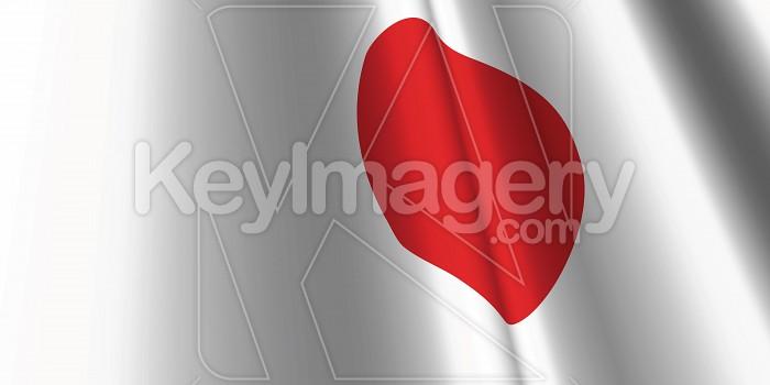 National Flag of Japan Photo #12803