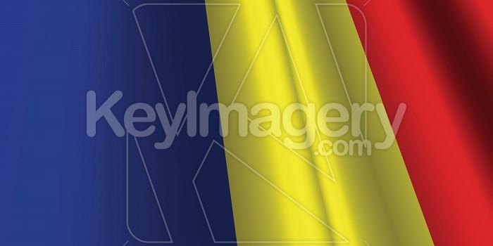 National Flag of Romania Photo #12876