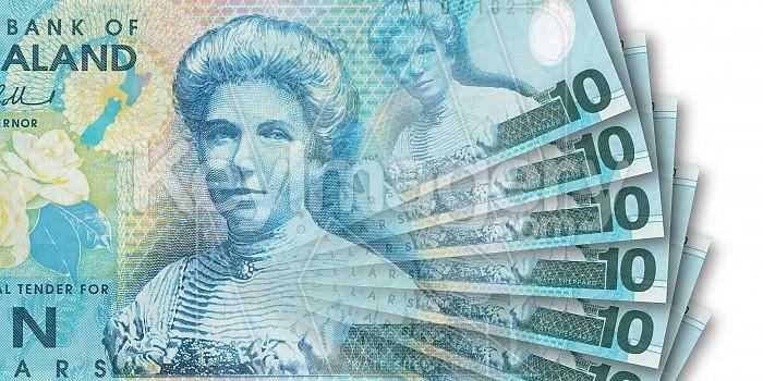 New Zealand Ten Dollar Note Photo #42693