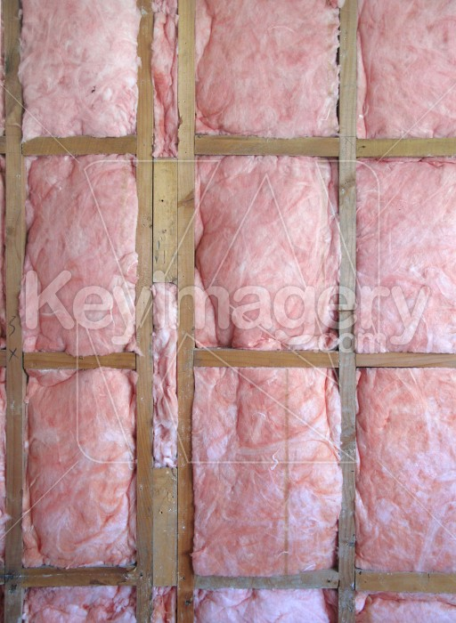 Pink Batts insulation in wall Photo #2251