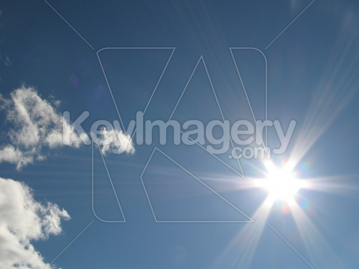 Rays of sunshine Photo #4280