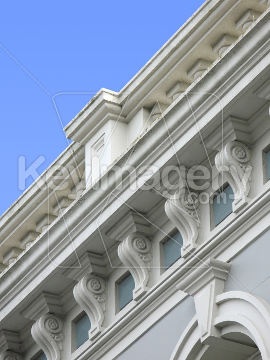 Section of architecture - Portrait Photo #2122