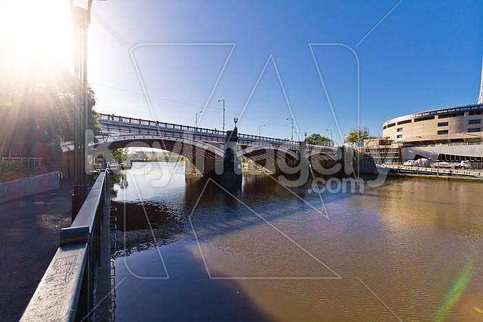 St Kilda Rd Bridge, Melbourne Photo #46453