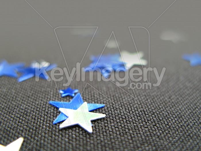 Star shaped confetti Photo #425