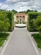 Mediterranean (Italian) Garden Entrance