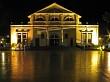 Cambridge Town Hall (night)