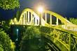Night Aspects of Fairfield Bridge, Hamilton