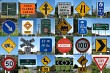 Assorted Waikato Road Signs