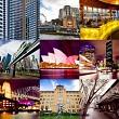 Sydney Australia Montage