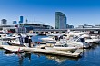 Waterfront City Marina, Melbourne